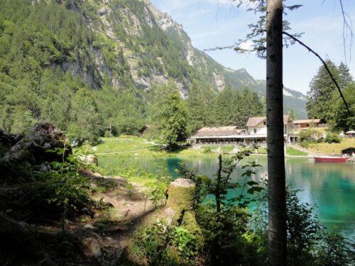 Besuch Blausee, Thun, Oberhofen