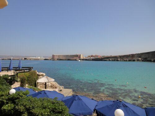 Malta Juni 2015, Paradise Bay