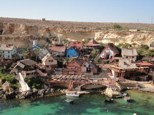 Malta Juni 2015, Popey Village