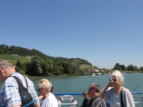 Murtensee- Schifffahrt, Besuch Murten
