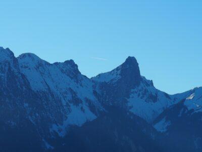 Aussicht Oberhofen - Richtung Stockhorn