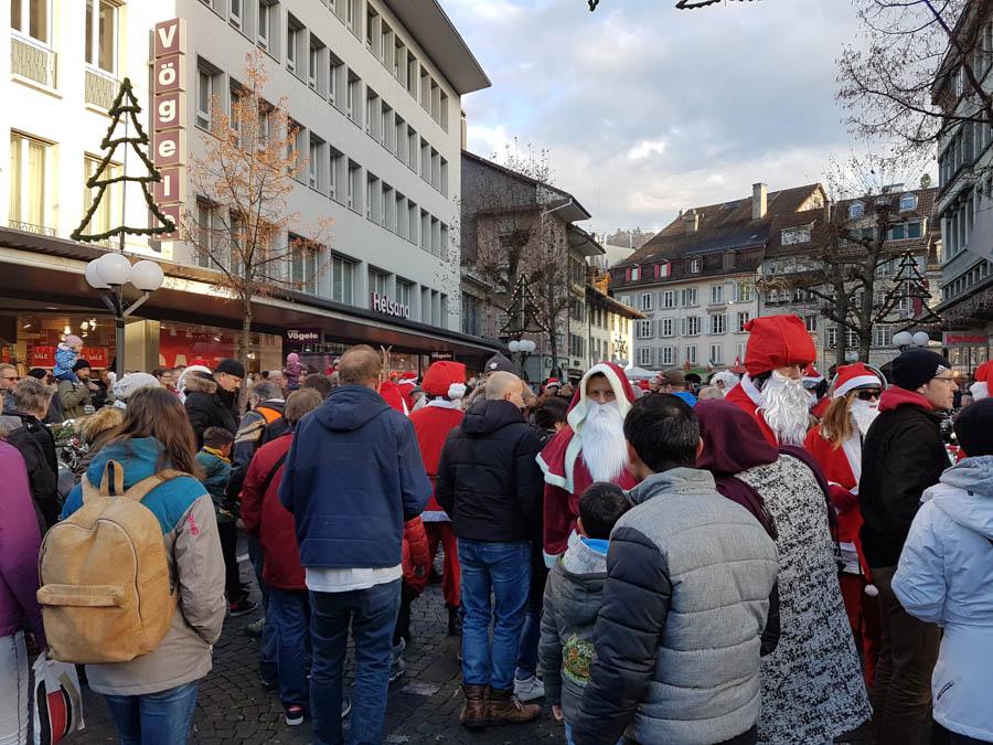 Samichlöis Weihnachtsmatkt Thun - 2016