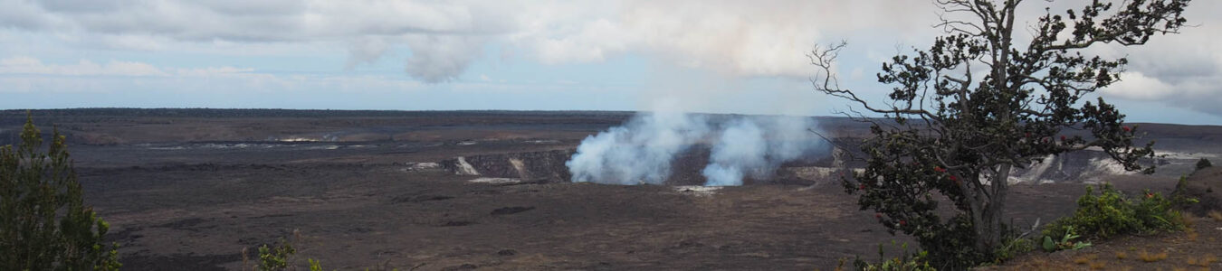 Hawaii - Volcanoes Nationalpark