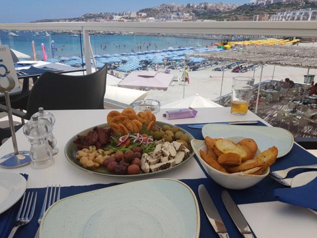 Malta - Maltese Platter