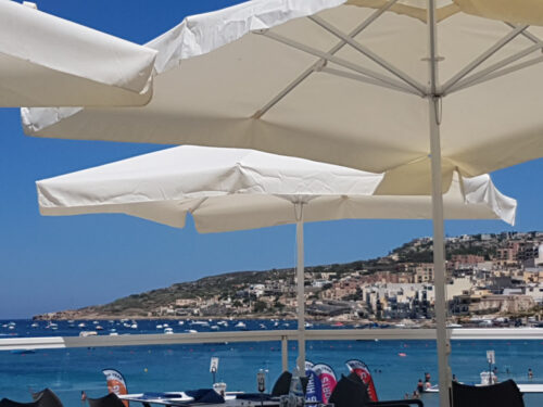 Malta - Mellieha Beach