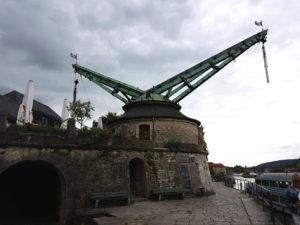 Alter Kranen - Würzburg