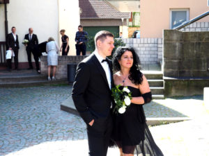 Hochzeit Melanie + Tobias Dusch, Mai 2016